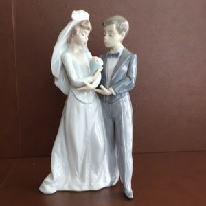 Lladro Bride and Groom From This Day Forward#5885